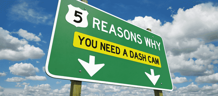 5 Reasons Why You Need a Dash Camera