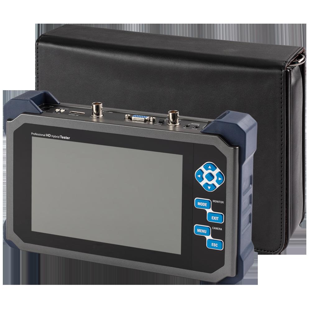 "8"" Multi-format CCTV Test Monitor - Clinton Electronics"