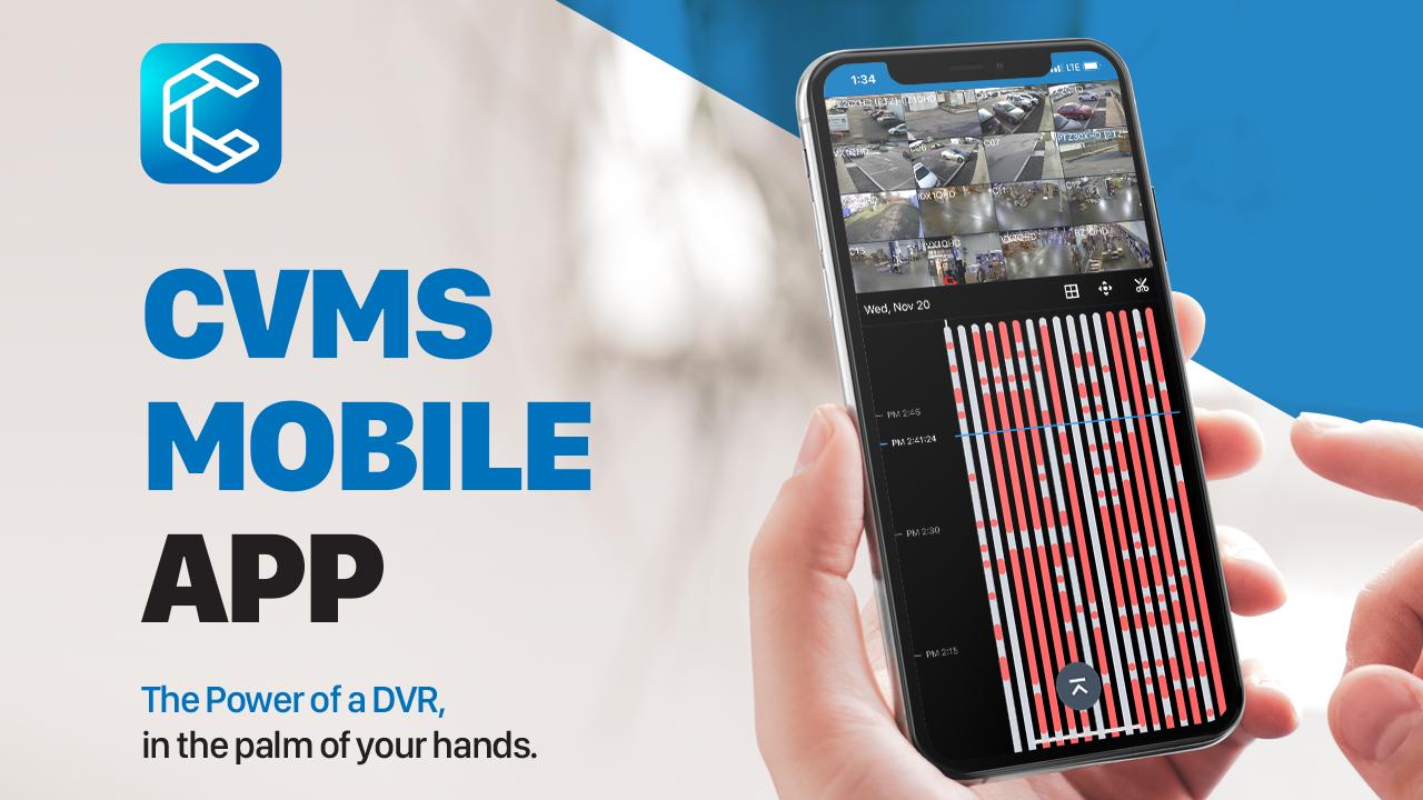 CVMS Mobile App