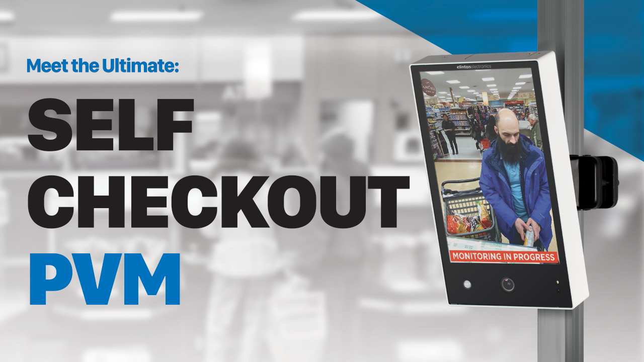 Meet the Ultimate: SELF CHECKOUT PVM