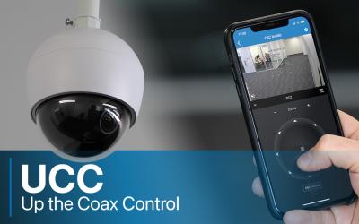 EX-SDI: Up the Coax Control